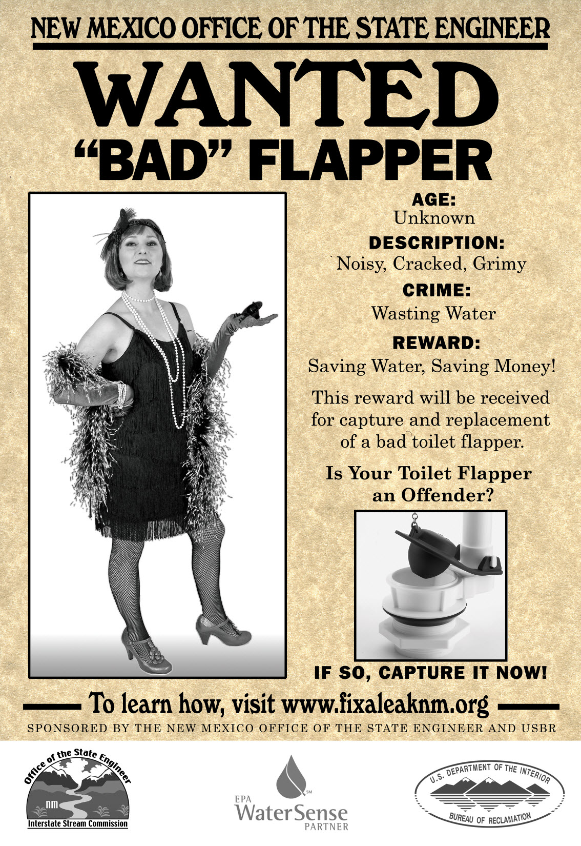 Material Wanted Posted Bad Flapper